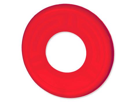 Hračka NERF TPR frisbee plovoucí 25 cm 1ks