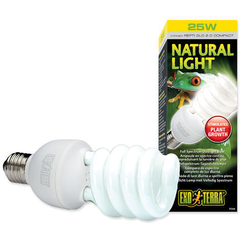 Žárovka EXO TERRA Natural Light 26W