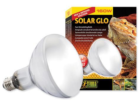 Žárovka EXO TERRA Solar Glo/ Sun Simulating Bulb 160W