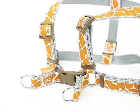 "Aminela postroj - série G ""Giraffe"" 20mm obvod"