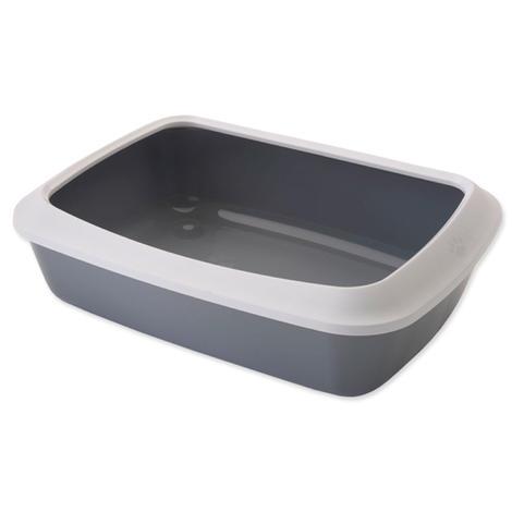 Toaleta SAVIC Isis + okraj šedá 1ks