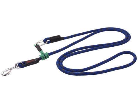 Vodítko TAMER TOYS s posuvným systémem modré  3 m