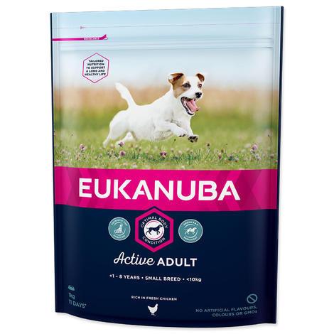 EUKANUBA Adult Small Breed 1kg