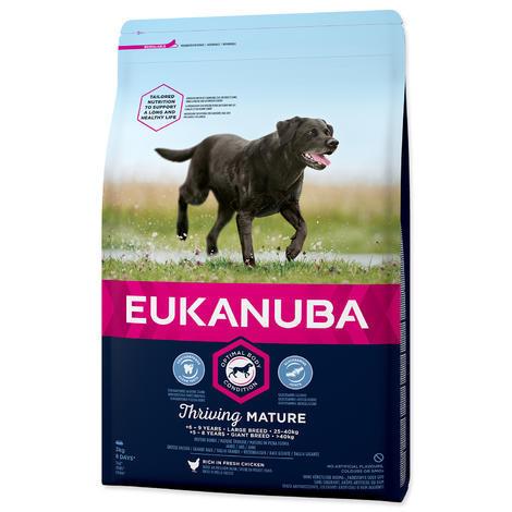 EUKANUBA Mature & Senior Large Breed 3kg
