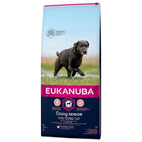EUKANUBA Senior Large Chicken 12kg