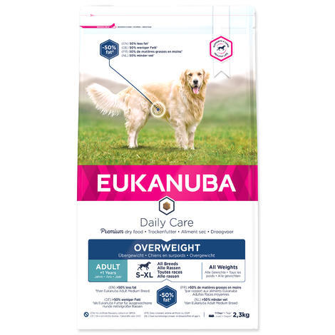 Eukanuba Excess Weight 2,5kg