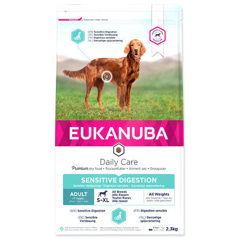 Eukanuba Sensitive Digestion 2,5kg
