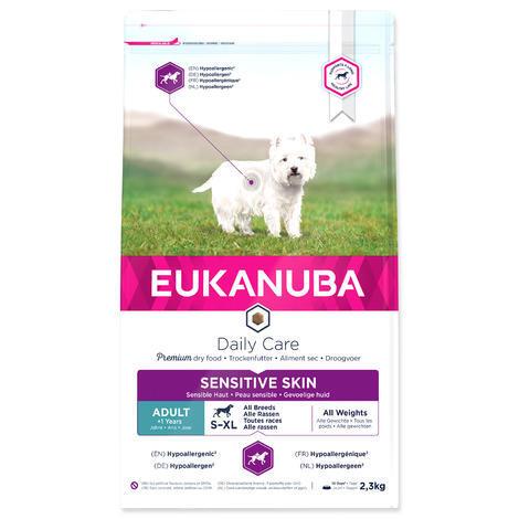 Eukanuba Sensitive Skin 2,3kg
