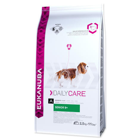 Eukanuba Senior Plus 2,5kg