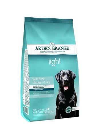 Granule Arden Grange Light with fresh Chicken & Rice