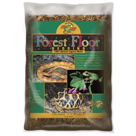 Podestýlka zoo cypřišový kompost 4,4l