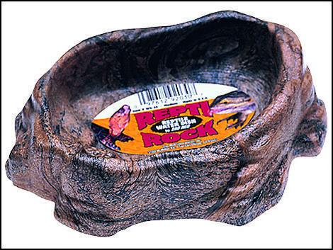 Miska zoo Repti Rock střední 16 x 11 cm