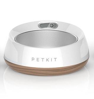 PetKit Fresh Metal Smart miska pro psy 1,7l dřevo dekor