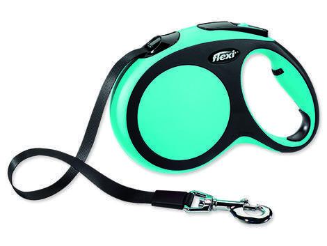 Vodítko FLEXI New Comfort páska modré 5 m L