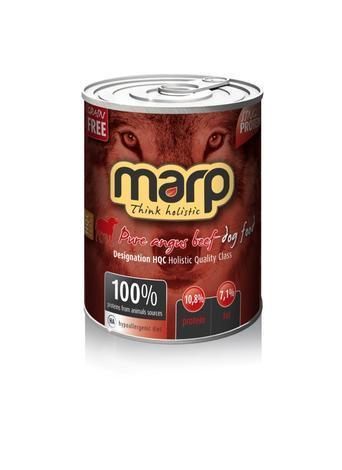 Marp Angus Beef konzerva pro psy s hovězím