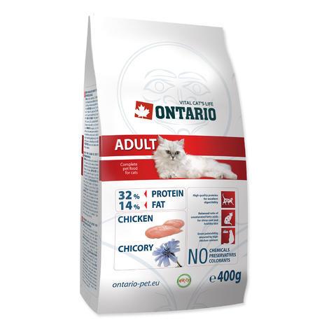 Granule ONTARIO Adult Chicken 400g