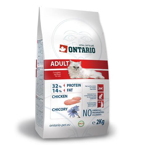 Granule ONTARIO Adult Chicken 2kg