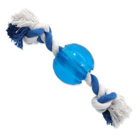 Hračka ONTARIO mini míček s provazem 1ks