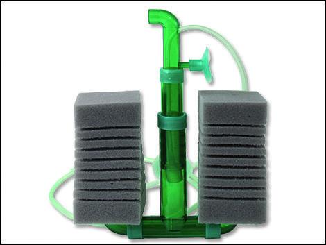 Filtr AQUA EXOTIC molitanový dvojramenný