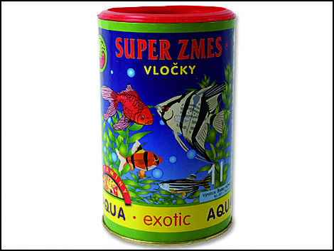 Supersměs vločky AQUA EXOTIC 1l