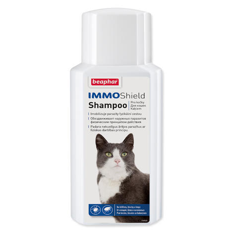 Šampon BEAPHAR Cat Immo Shield 200ml
