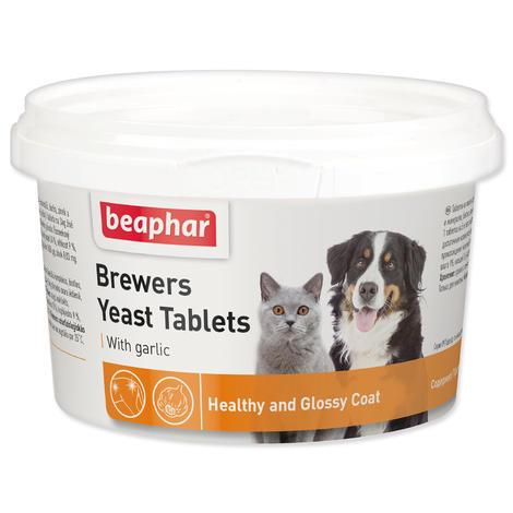 Tablety BEAPHAR Brewers Yeast Tabs