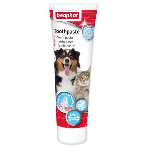 Zubní pasta BEAPHAR Dog-A-Dent játrová 100g