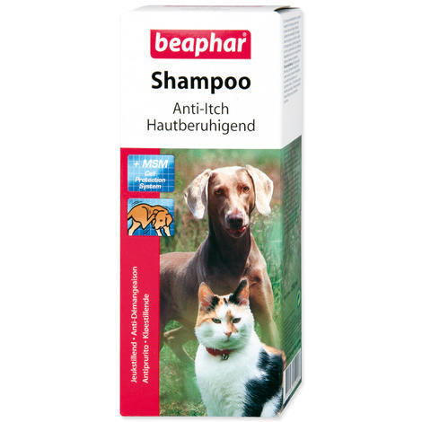 Šampon BEAPHAR proti svědění 200ml