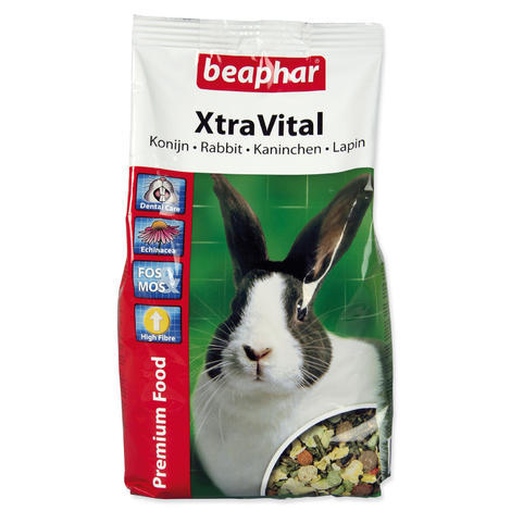 Krmivo BEAPHAR XtraVital králík 2,5kg