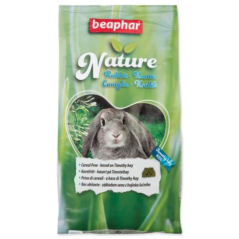 Krmivo BEAPHAR Nature Rabbit Superprémiové krmivo pro králíky 1,25 kg