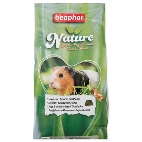 Krmivo BEAPHAR Nature Guinea Pig superprémiové krmivo pro morčata 1,25 kg