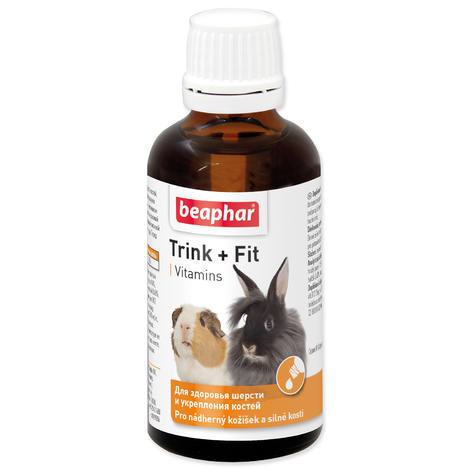 Kapky BEAPHAR Trink + Fit vitamínové 50ml