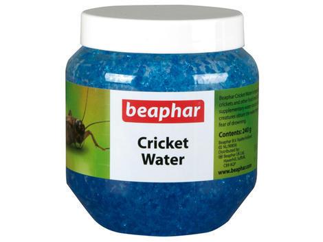 Krmivo BEAPHAR Cricket water doplňkové pro cvrčky a krmný hmyz 240 g