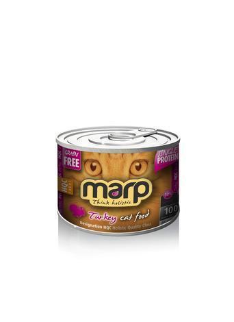 Marp Turkey konzerva pro kočky s krůtou