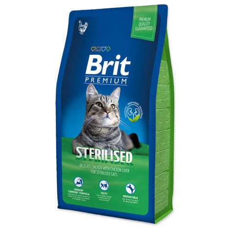 BRIT Premium Cat Sterilised