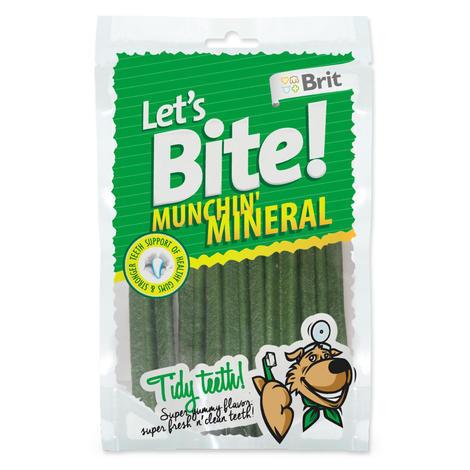 BRIT Lets Bite Munchin` Mineral 105g