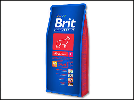 Granule BRIT Premium Adult L 3kg