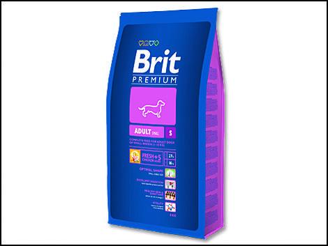 Granule BRIT Premium Adult S 8kg