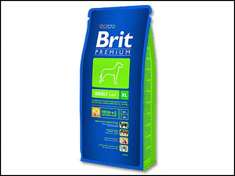 Granule BRIT Premium Adult XL 15kg