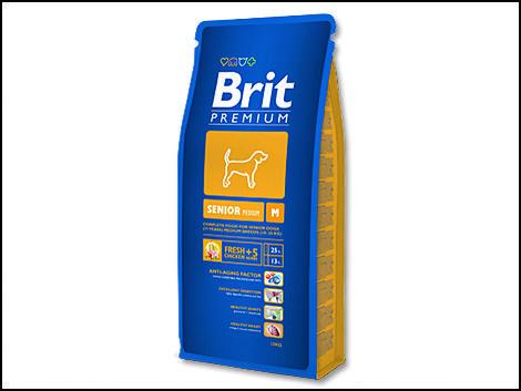 Granule BRIT Premium Senior M