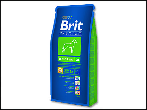 Granule BRIT Premium Senior XL
