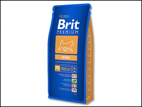 Granule BRIT Premium Sport 15kg
