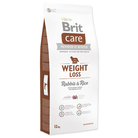 Granule BRIT Care Weight Loss Rabbit & Rice - 1