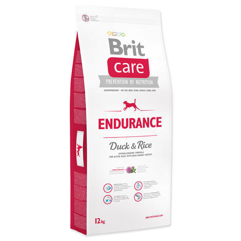 Granule BRIT Care Endurance Duck & Rice 12kg