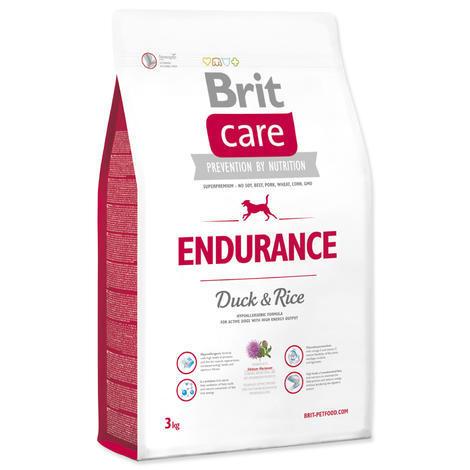 Granule BRIT Care Endurance Duck & Rice 3kg