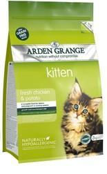 Granule Arden Grange Kitten: fresh chicken & potato - grain free