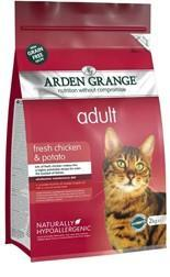 Granule Arden Grange Adult Cat: fresh chicken & potato - grain free