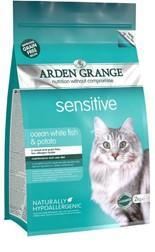 Granule Arden Grange Sensitive - Ocean White Fish and Potato - grain free