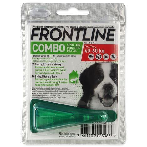 FRONTLINE Combo Spot-On Dog XL 4,02ml