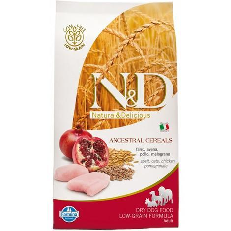 N&D Low Grain DOG Light S/M Chicken & Pomegr
